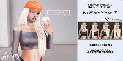 Foxy - Hotline Hair