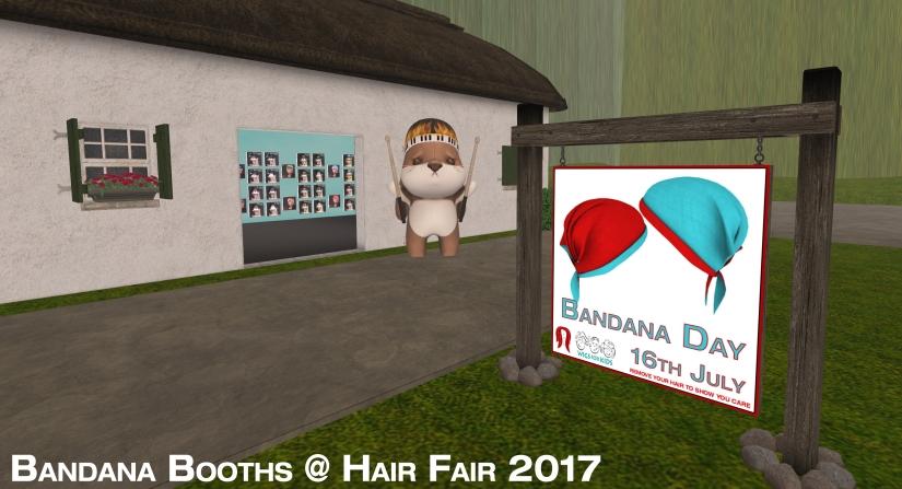 Bandana Booth HF17