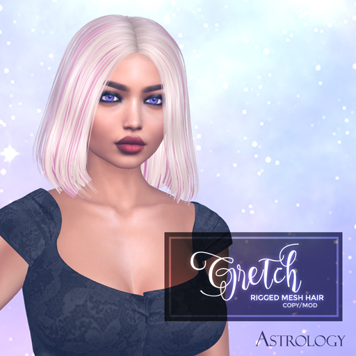 Astrology for Hair Fair 2018 - Gretch