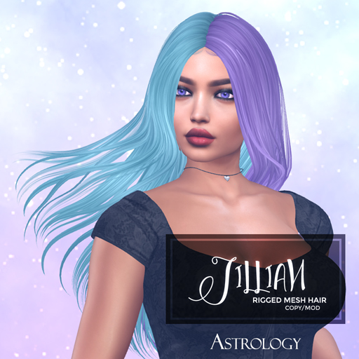 Astrology for Hair Fair 2018 - Jillian