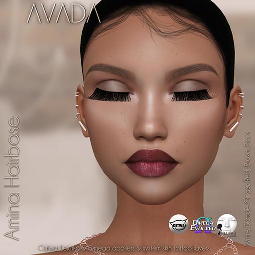 Avada - Amina Hairbase