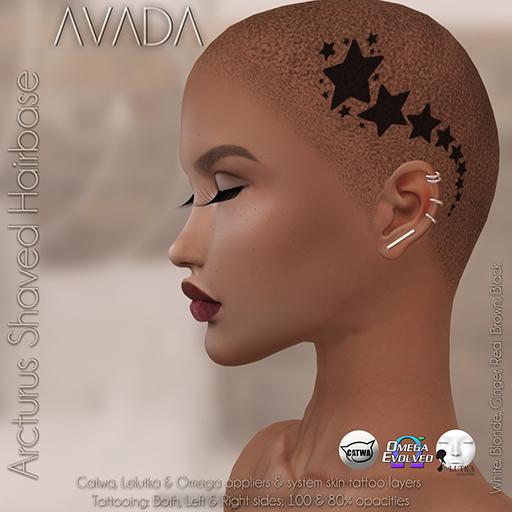 Avada - Arcturus Hairbase