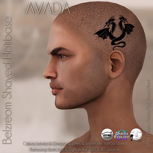 Avada - Belzreom Hairbase
