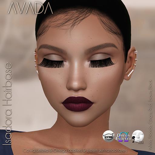 Avada - Isadora Hairbase