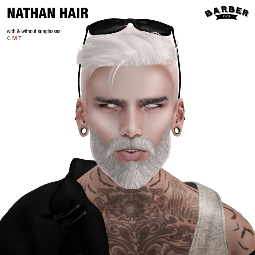 Barber Shop - Nathan Hair