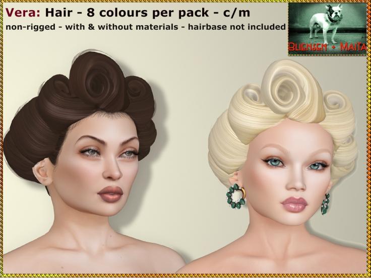Bliensen + MaiTai Hair - Vera
