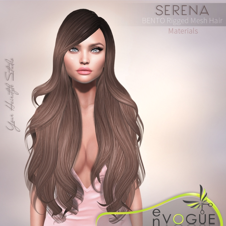 enVOGUE - HAIR Serena web