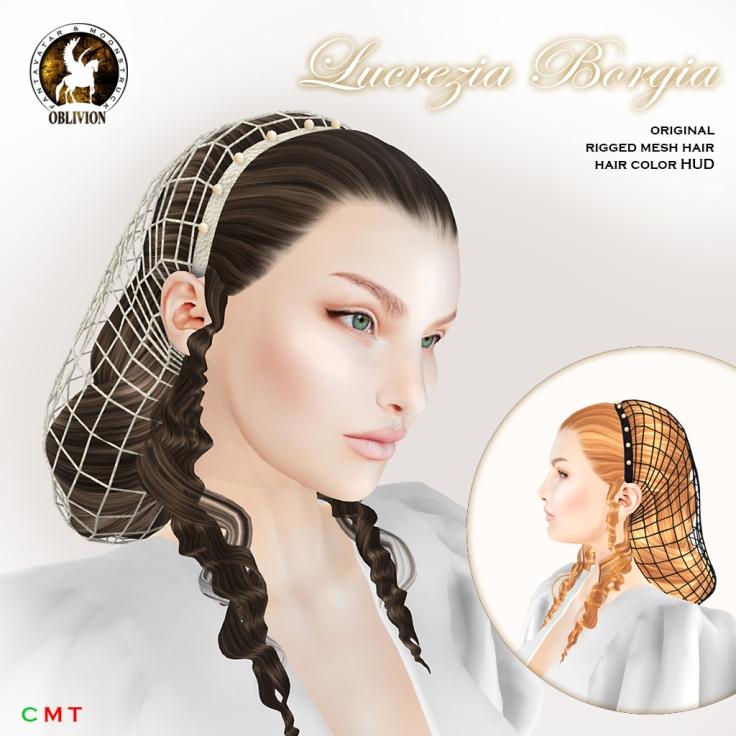 F&M Oblivion Lucrezia Borgia