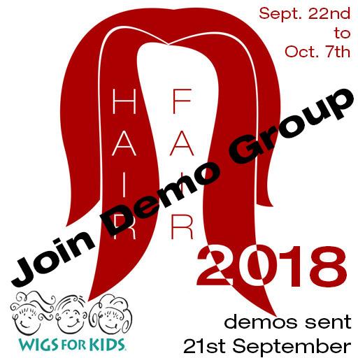 Hair Fair 2018 Join Demo Group
