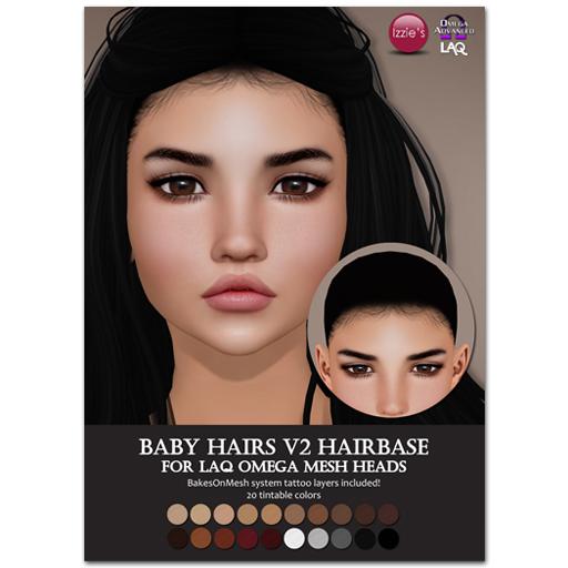 Izzie's Laq Hairbase2