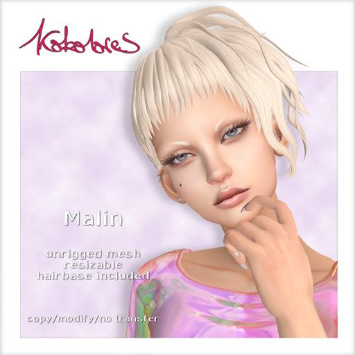 [KoKoLoReS] Hair - Malin