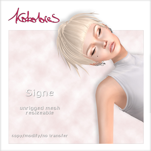 [KoKoLoReS] Hair - Signe