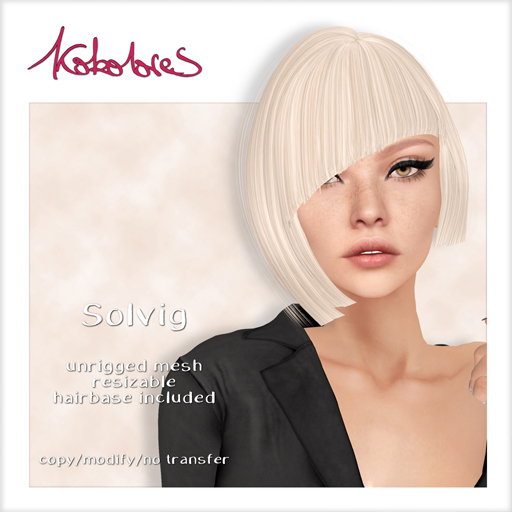 [KoKoLoReS] Hair - Solvig