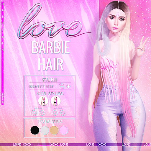 Love [Barbie Hair] AD 512x512