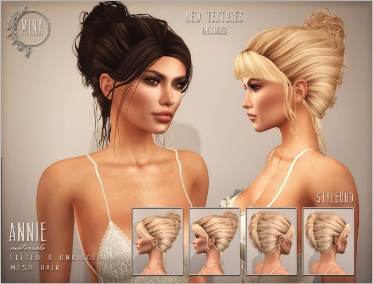MINA Hair - Annie