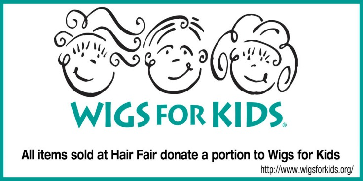 Wigs for Kids all items Donate