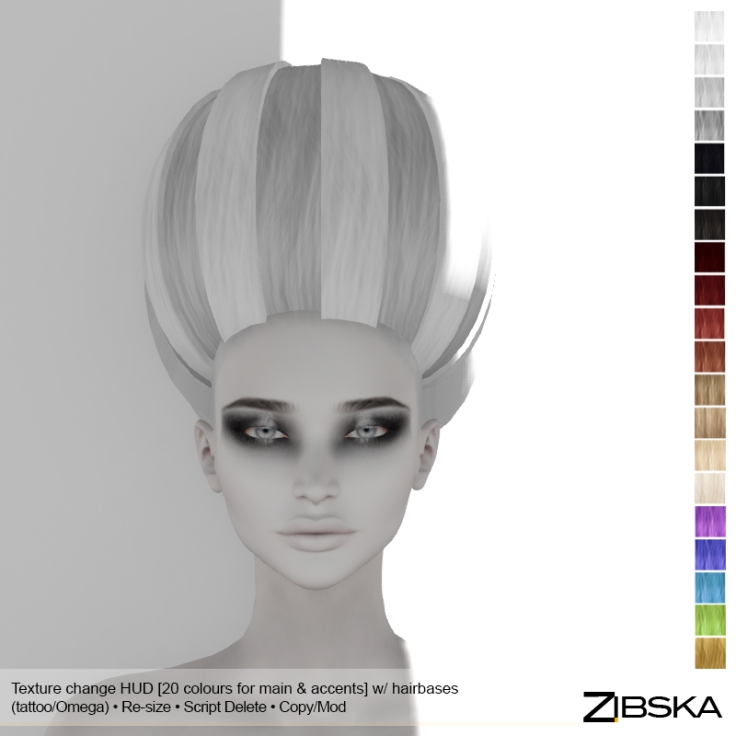 Zibska for Hair Fair 2018 _ Adrastea