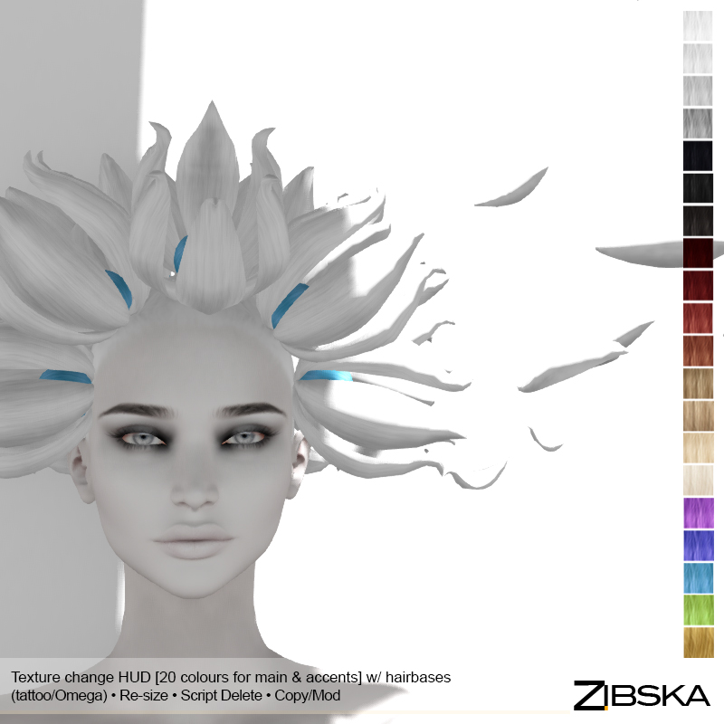 Zibska for Hair Fair 2018 _ Ananke