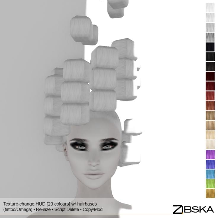 Zibska for Hair Fair 2018 _ Eurydome