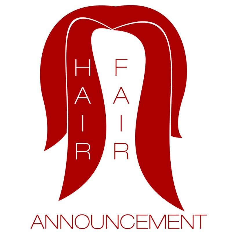 Hair Fair 2020 Announcement