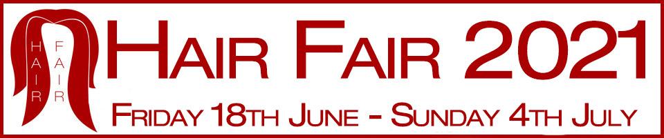 Hair Fair - June 18 - July 4