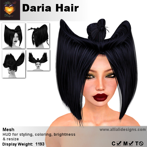 This image has an empty alt attribute; its file name is aa-daria-hair-pic.jpg